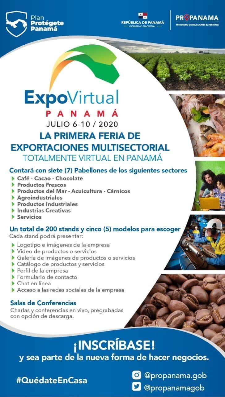 EXPOVIRTUAL PANAMÁ